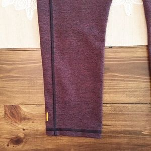 Lucy Pants - Lucy Power Train Pocket Crop Capri Leggings Small